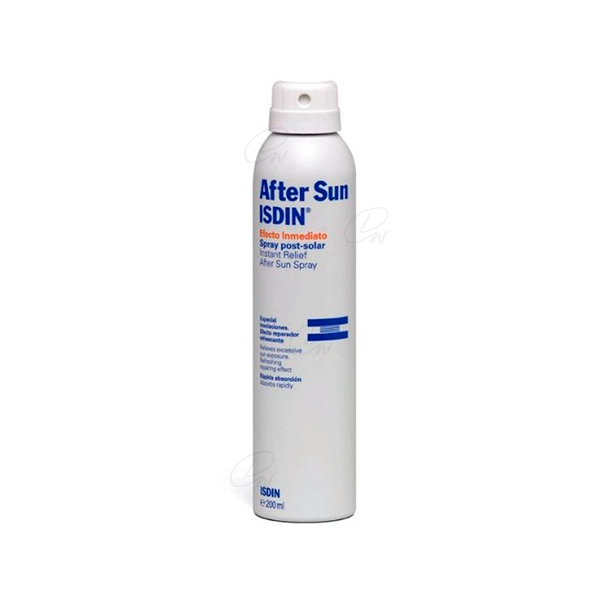 ISDIN AFTER-SUN LOTION EFECTO INMEDIATO SPRAY 200 ML
