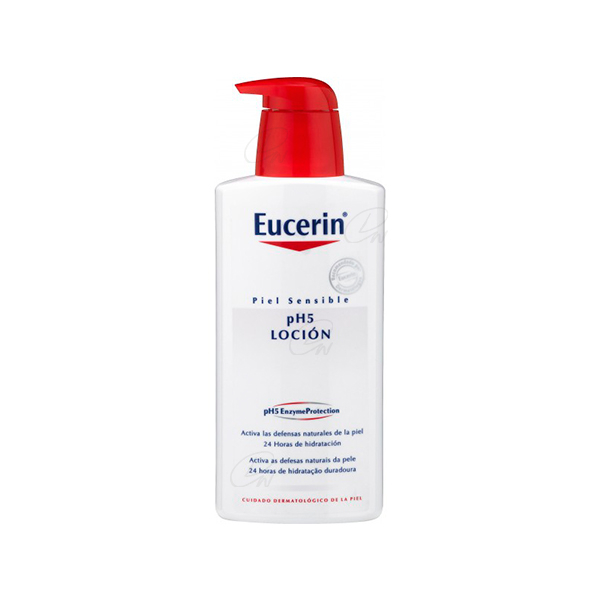EUCERIN PIEL SENSIBLE PH-5 LOCION 200 ML