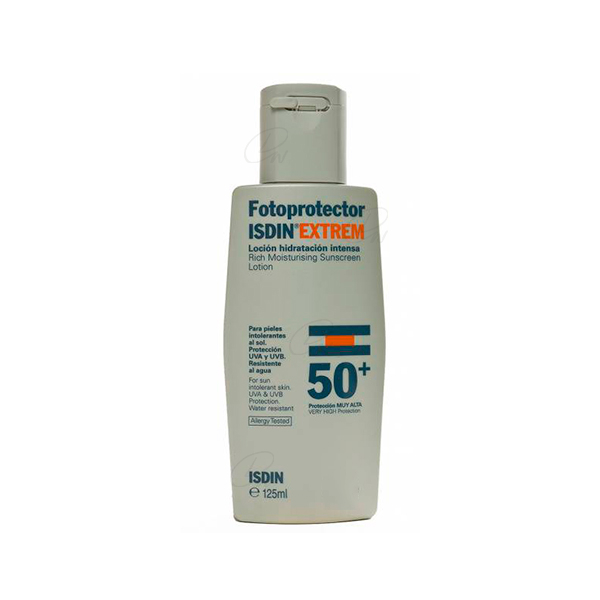 FOTOPROTECTOR ISDIN EXTREM SPF-50+ LOTION 125 ML