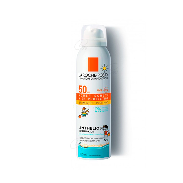 ANTHELIOS SPF- 50+ DERMO PEDIATRICS SPRAY 125 ML