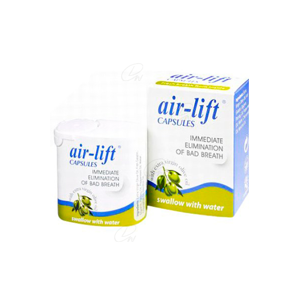AIR-LIFT 40CAPSULAS