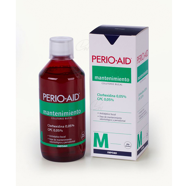 PERIO AID MANTENIMIENTO COLUTORIO 500 ML