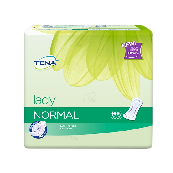 ABSORB INC ORINA LIGERA TENA LADY NORMAL 12 U