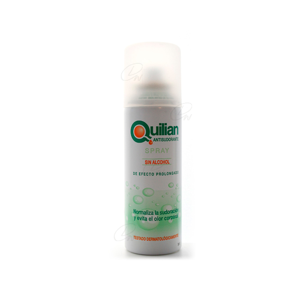 QUILIAN SPRAY DESODORANTE SPRAY 125 ML
