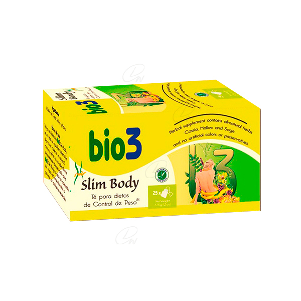 BIE3 SLIM BODY INFUSION 1.5 G 100 FILTROS