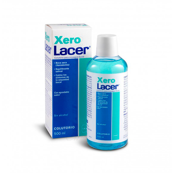 XEROLACER COLUTORIO  500 ML