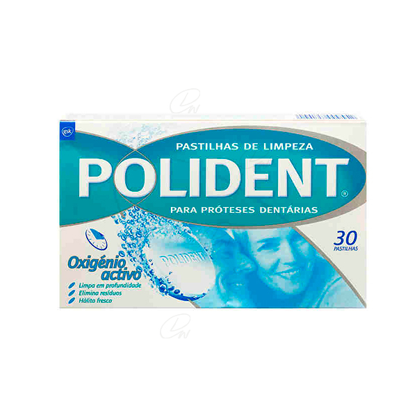 POLIDENT 30 TAB