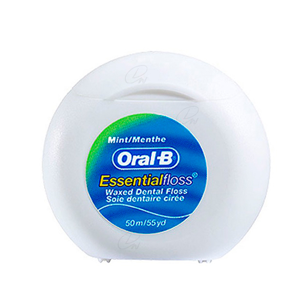ORAL-B ESSENTIAL FLOSS FLUOR MENTA 50 M