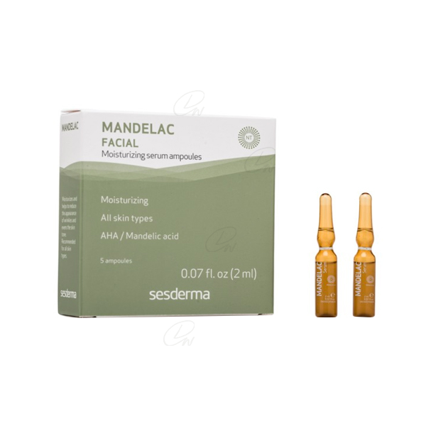 MANDELAC SERUM HIDRATANTE 2 ML 1 U