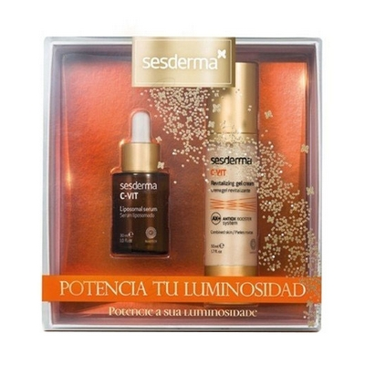 PACK SESDERMA C-VIT CREMA GEL 50 ML + C-VIT LIPOSOMAL SÉRUM 30 ML