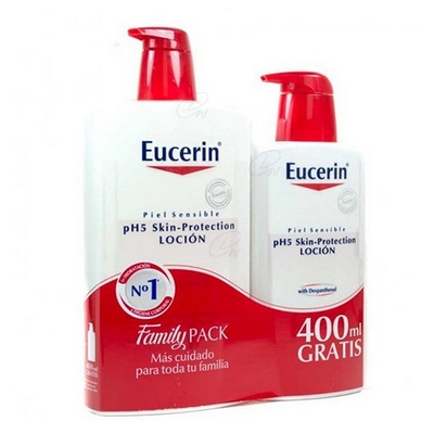 EUCERIN PACK PH5 LOCIÓN 1L + 400 ML