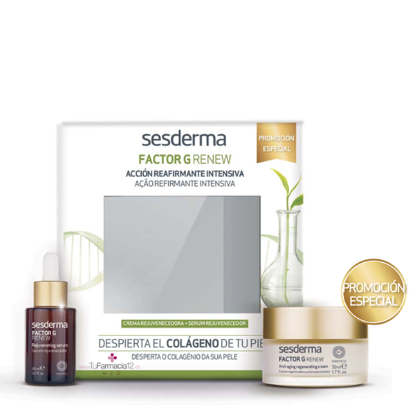 Factor G Serum + Daeses crema