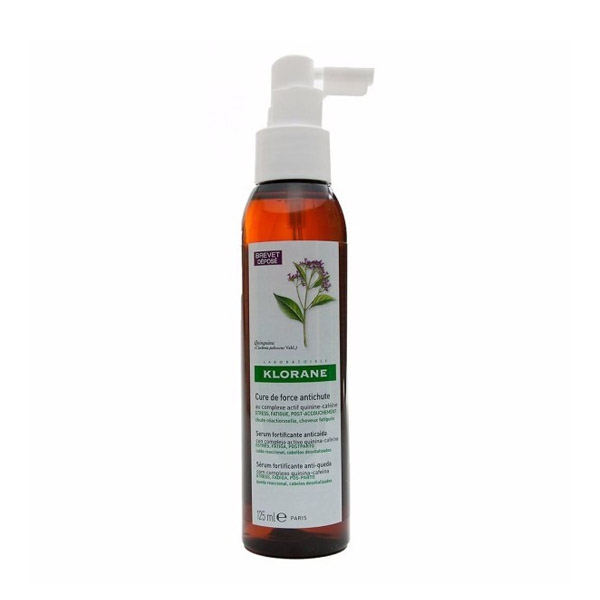 KLORANE SERUM FORTIFICANTE ANTICAÍDA SPRAY 125ML.