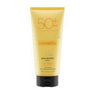 SENSILIS SPF50+ SUN SECRET GEL CREMA 200ML