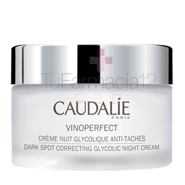 Caudalie vinoperfect noche 50ml Antimanchas