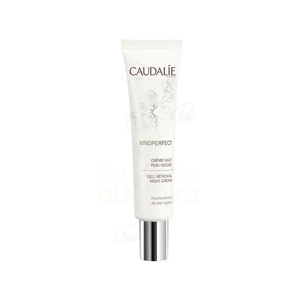 CAUDALIE VINOPERFECT CREMA NOCHE ANTIMANCHAS 40 ML