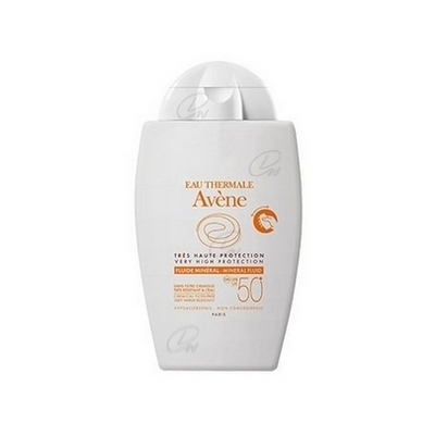 AVENE SPF50+ FLUIDO MINERAL COLOR 40ML