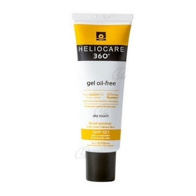 HELIOCARE 360º SPF 50 FLUIDO GEL OIL FREE 50 ML