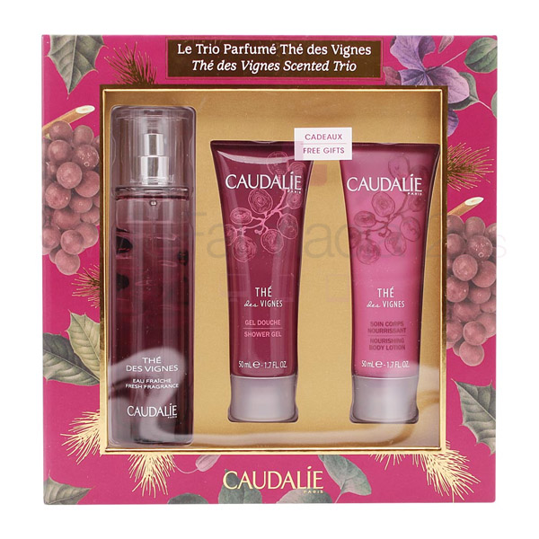 PACK DE CAUDALIE THE DES VIGNES