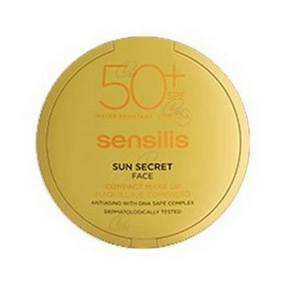 SENSILIS SPF50+ SUN SECRET COMPACTO GOLDEN