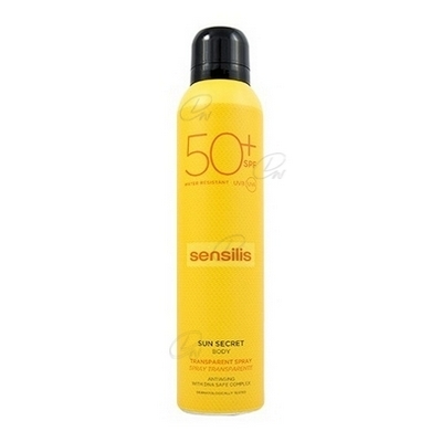 SENSILIS SPF50+ SUN SECRET SPRAY 200ML